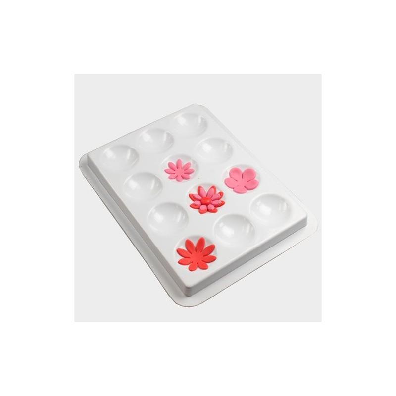 Palette de séchage et modelage pour fleurs
