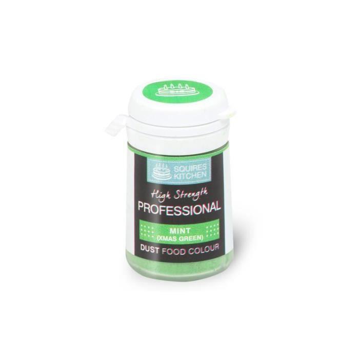 Colorant alimentaire en poudre Extra 4 g - Vert menthe