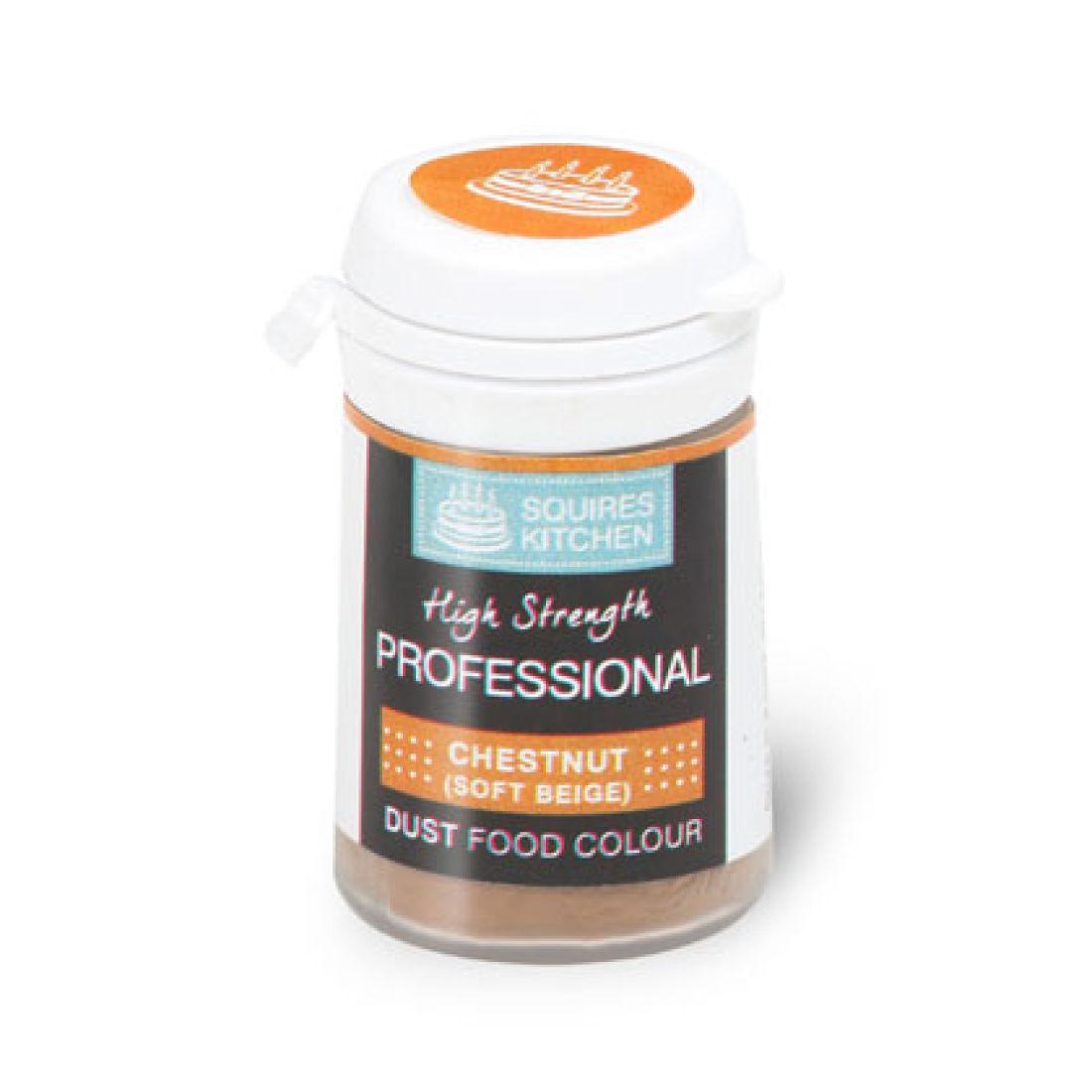 Colorant alimentaire en poudre Extra 4 g - Marron noisette