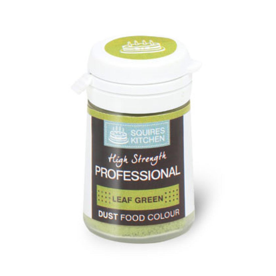 Colorant alimentaire en poudre Extra 4 g - Vert de feuille