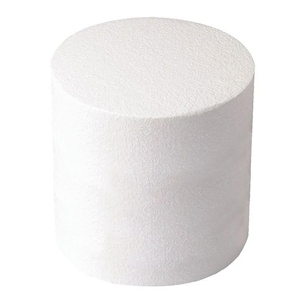 Dummy rond en polystyrène 12 cm - Choisir la taille