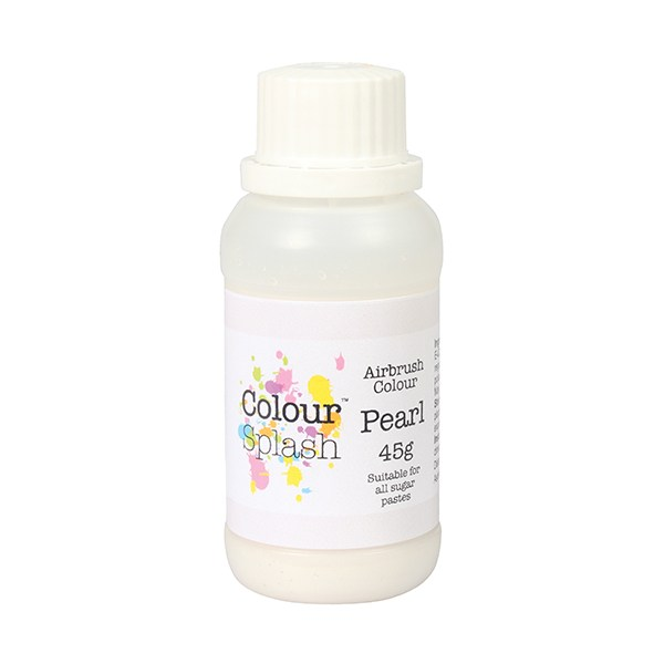 Colorant d\'aérographe 45 g - Pearl