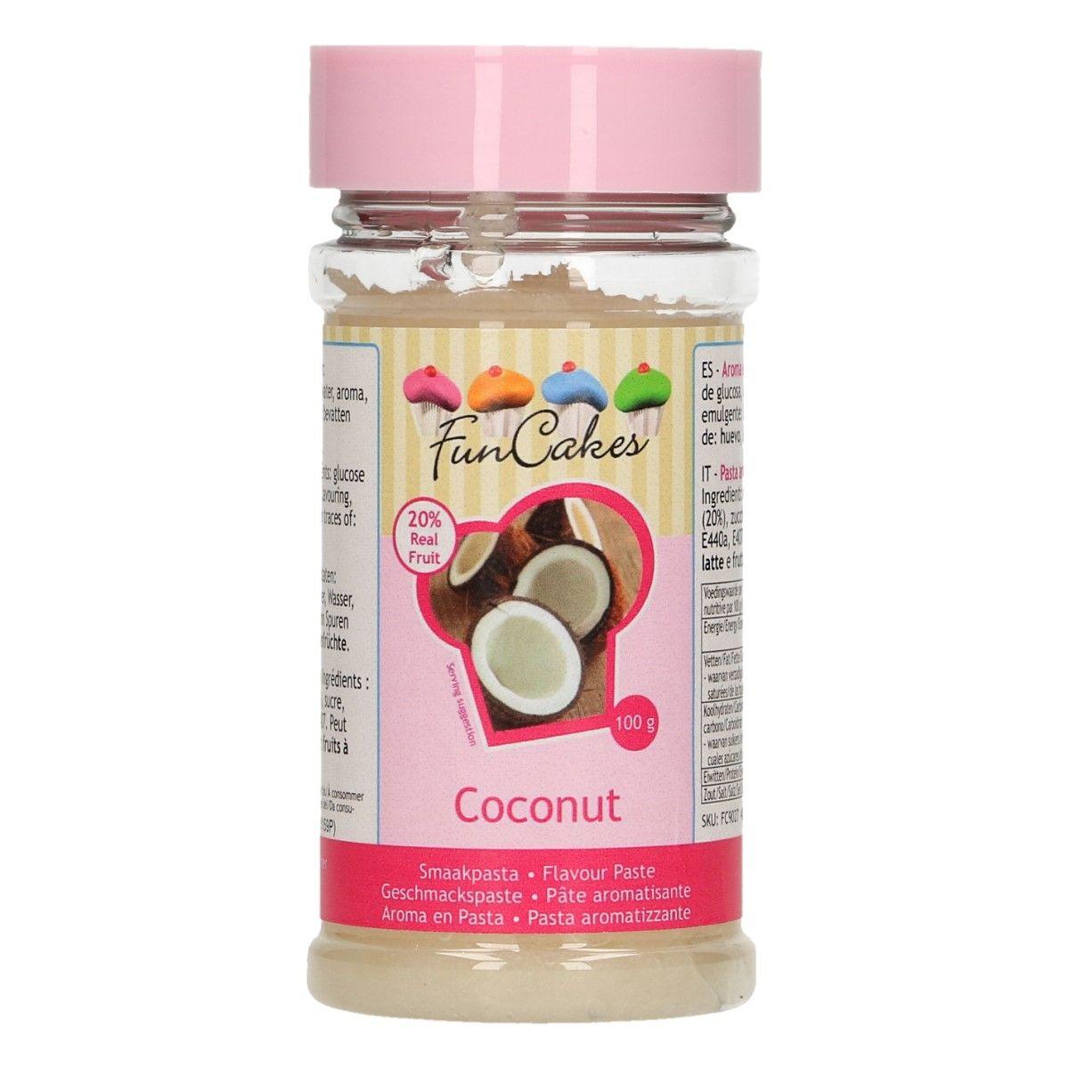 Arôme en pâte - Noix de Coco 100 g