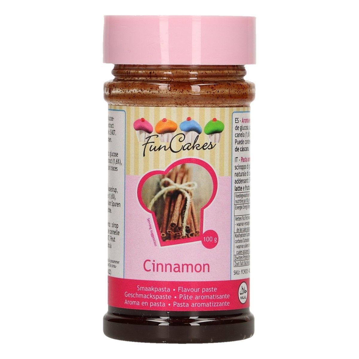 Arôme en pâte - Cannelle 100 g
