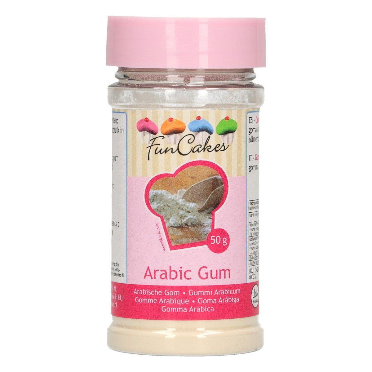 Agent liant 50 g - Gomme Arabique