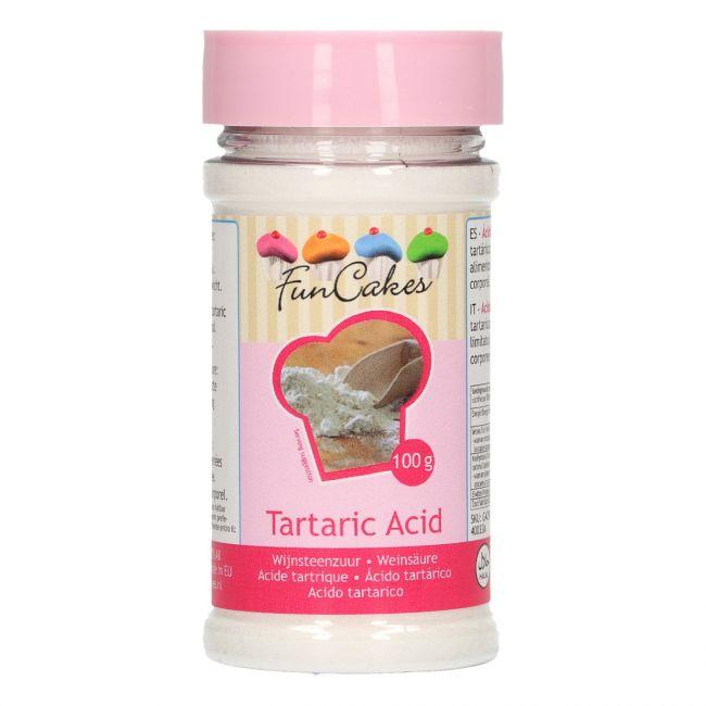 Acide tartrique en poudre - 100 g