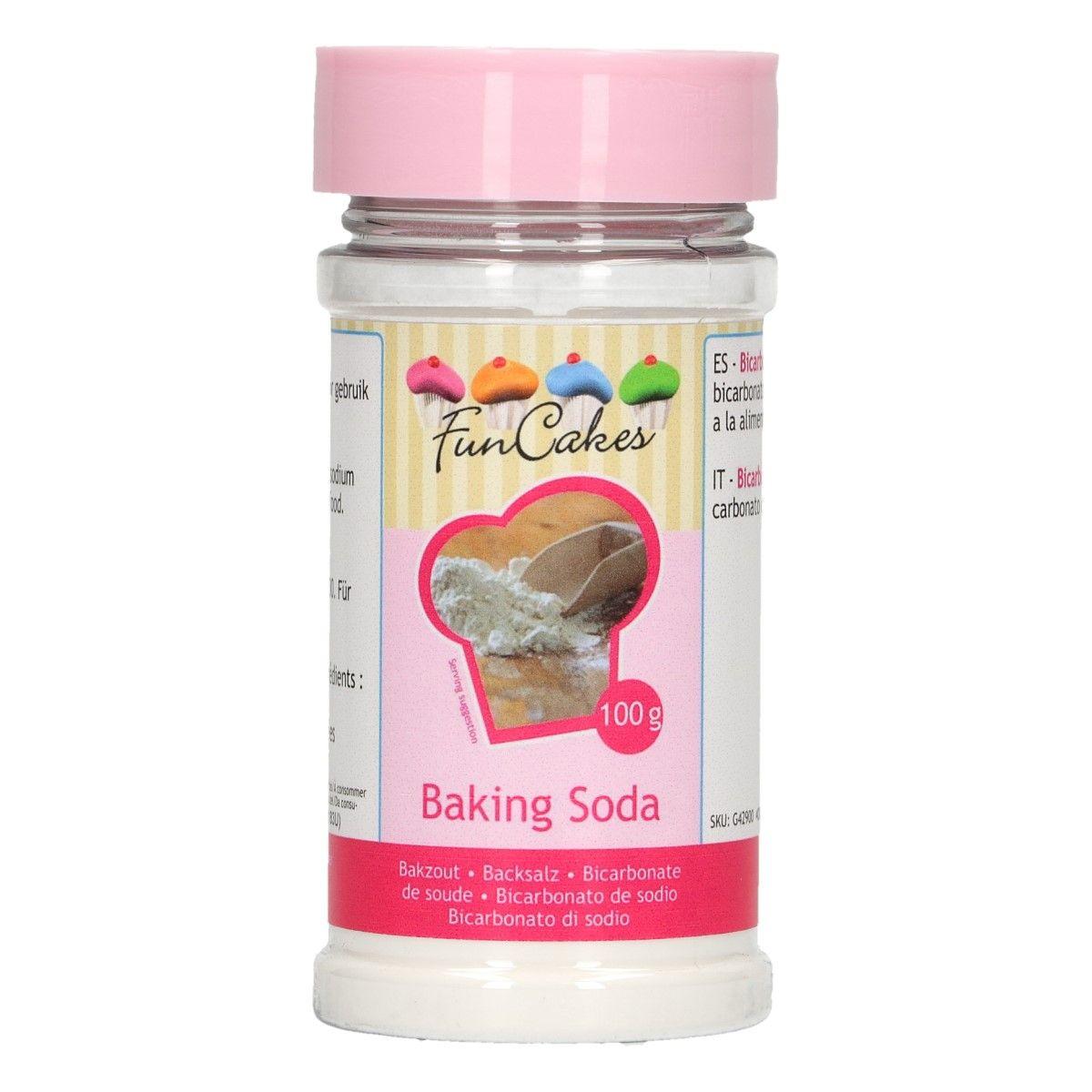 Bicarbonate de soude en poudre - 100 g