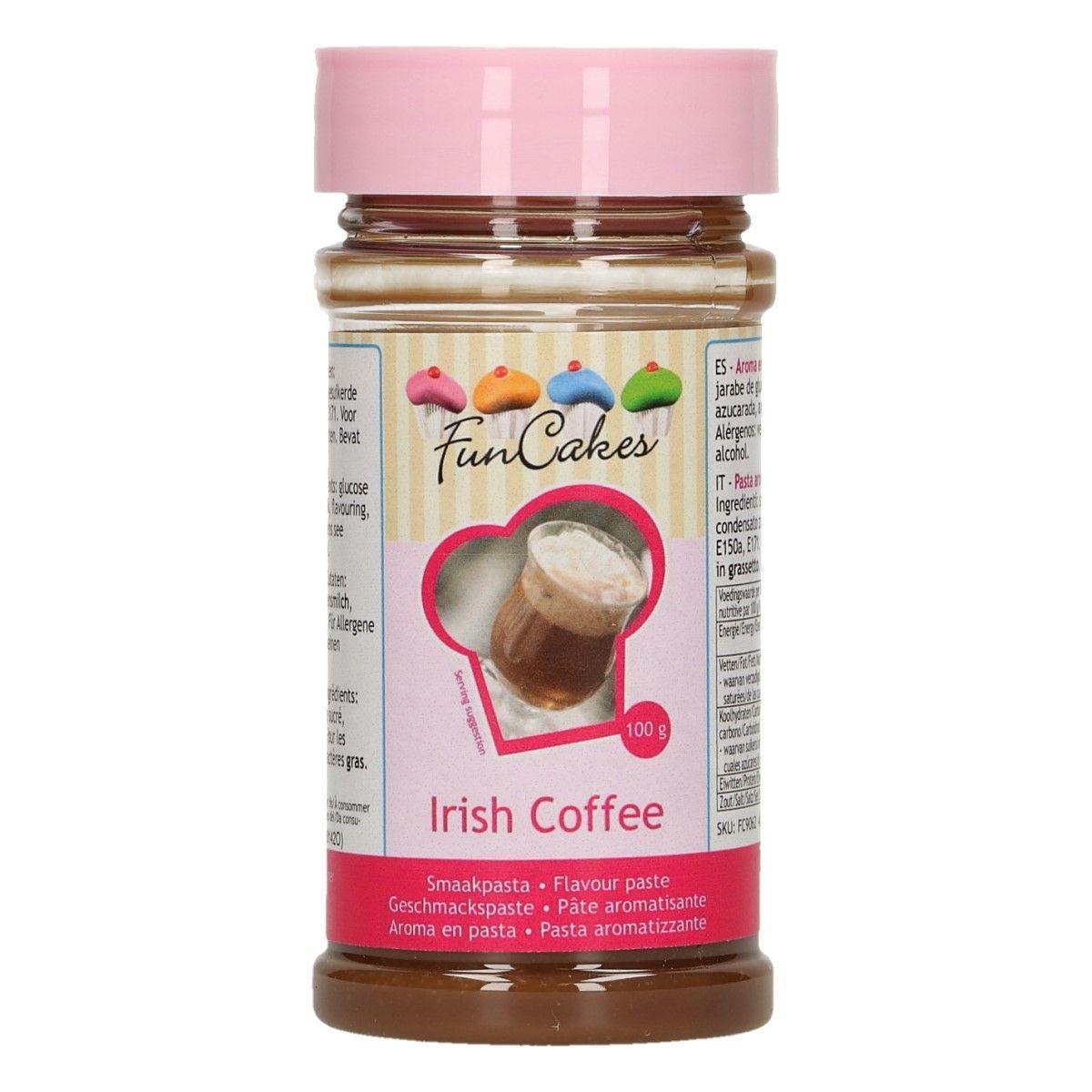 Arôme en pâte - Café Irlandais 100 g