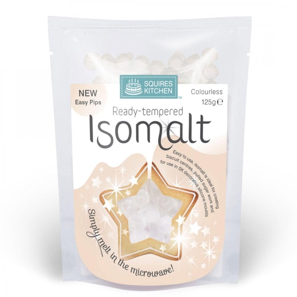 Isomalt pré-tempéré - Transparent - 125 g