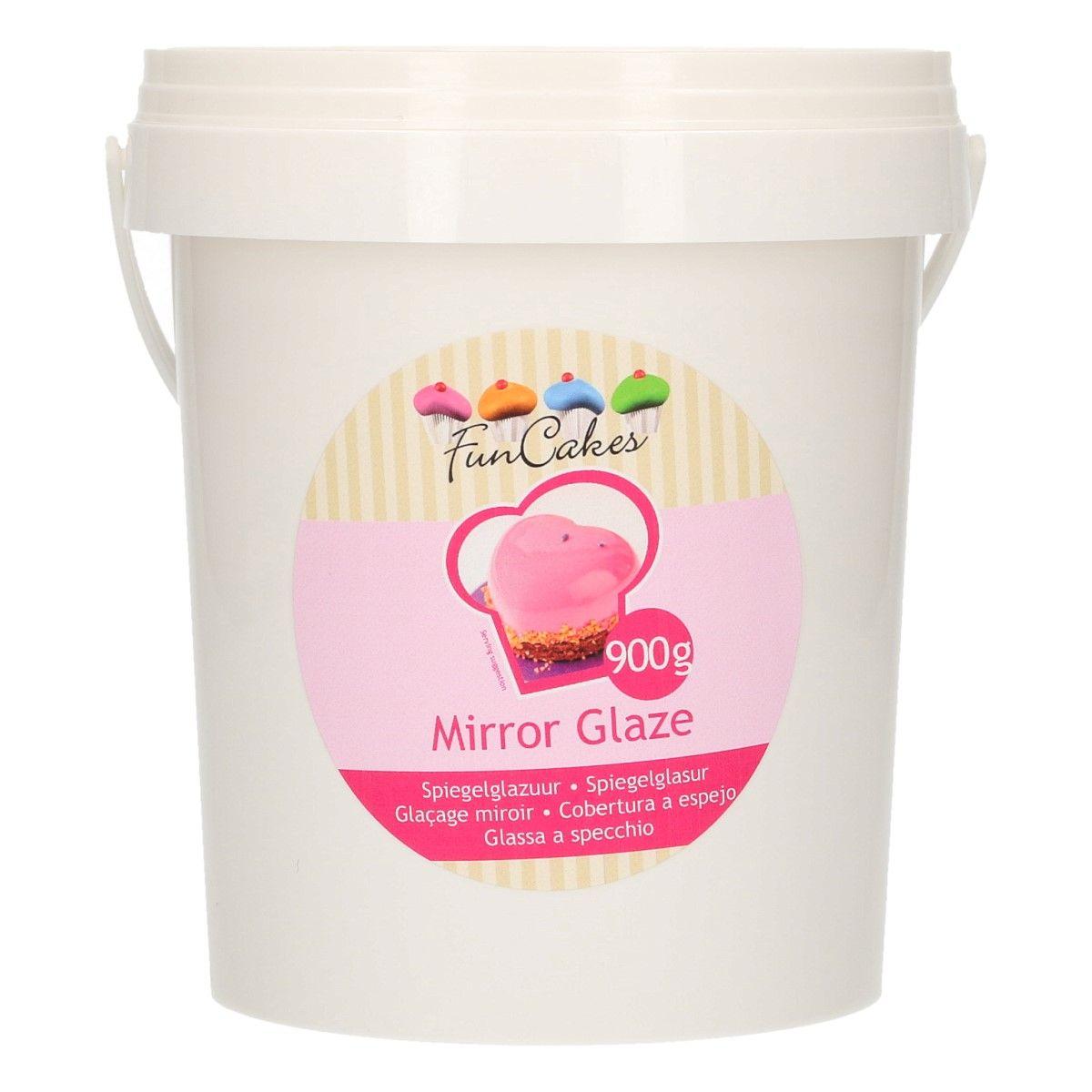 Glaçage Miroir 900 g - Transparent