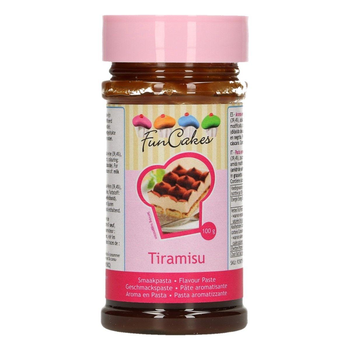 Arôme en pâte - Tiramisu 100 g