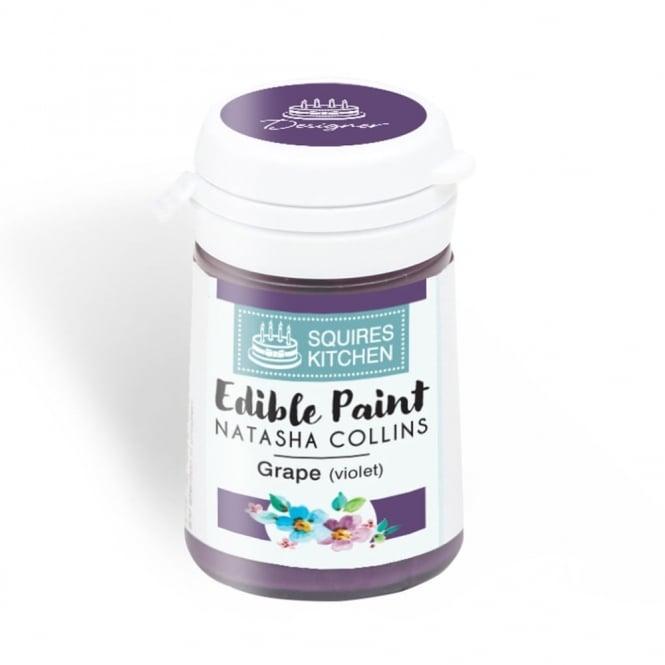 Peinture Alimentaire 20 g - Violet - DLUO