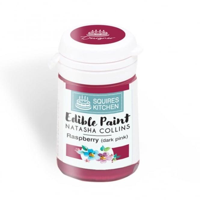 Peinture Alimentaire 20 g - Framboise (rose foncé)