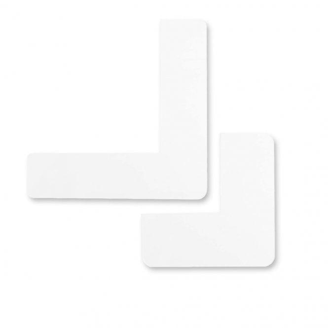 Lisseur à ganache acrylique - Équerre - Choisir la taille