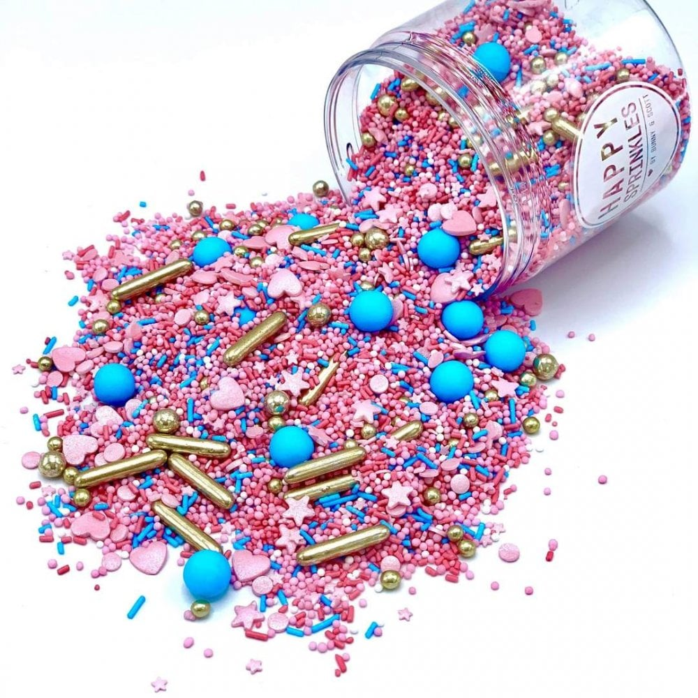 Mix de Sprinkles 90 g - Royal Glitter