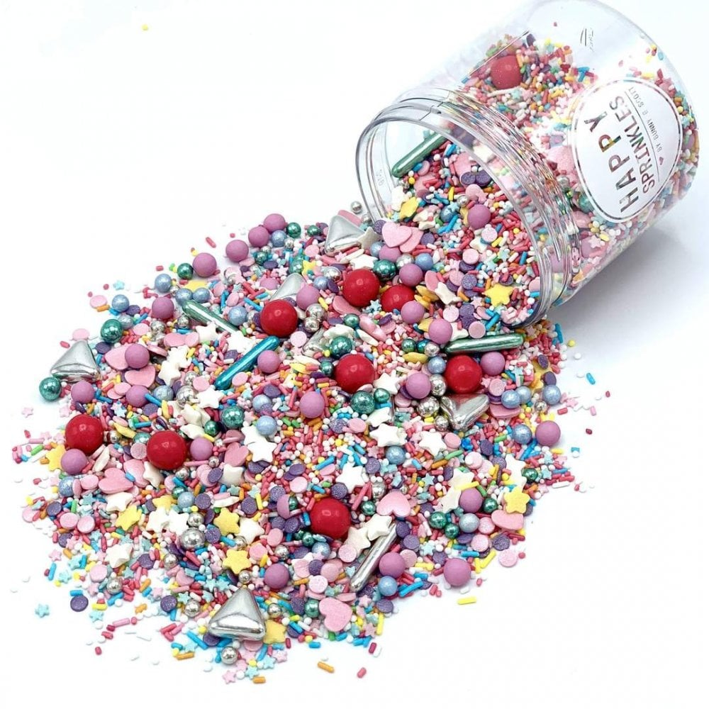 Mix de Sprinkles 90 g - Colour Up