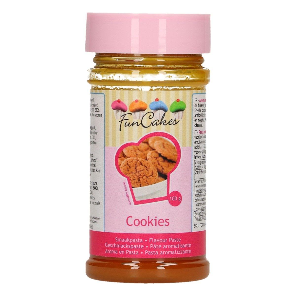 Arôme en pâte - Cookies 100 g