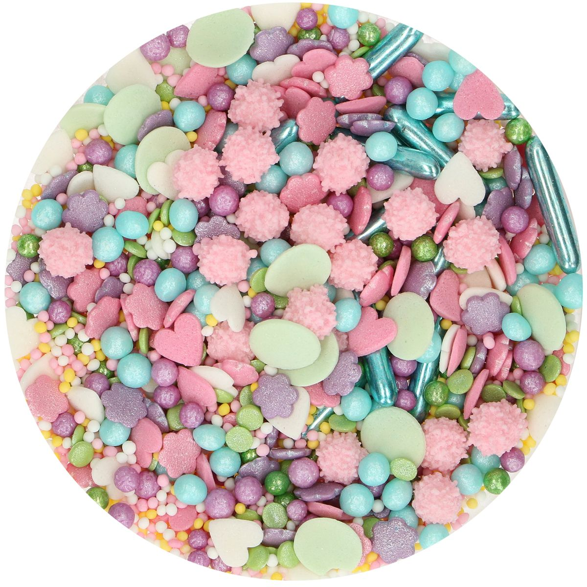 Mix de sprinkles 65 g - Pretty Sweet