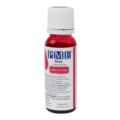 Colorant alimentaire liquide 25 g - Rose