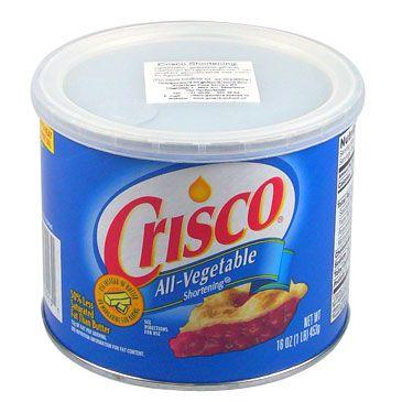 Crisco Graisse végétale - 450 g