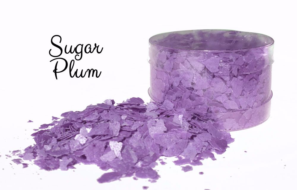 Paillettes comestible 6 g - Sugar Plum