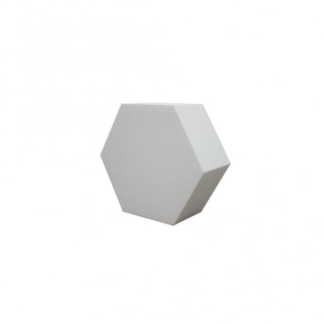 Dummy hexagone en polystyrène Ht 10 cm – Choisir la taille