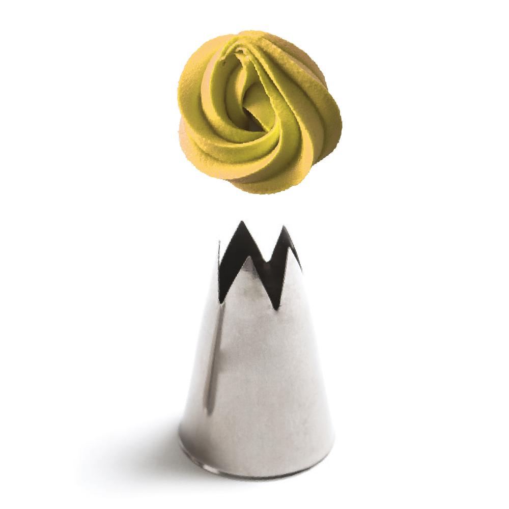 Douille pâtissière - Etoile #F5