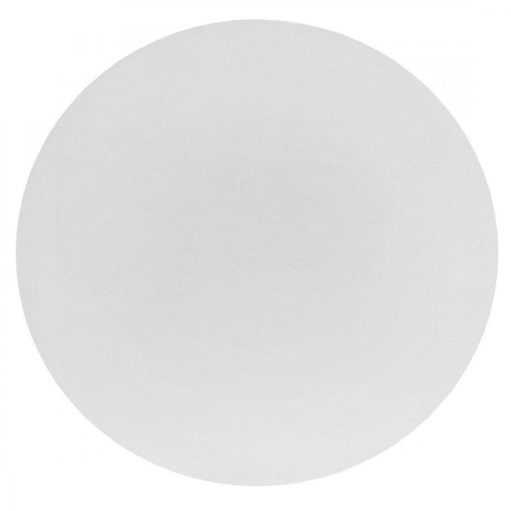 Semelle à gâteaux Rond – Blanc - Choisir la taille
