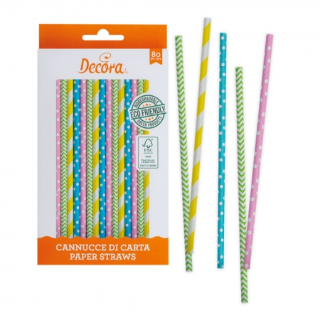 Bâtonnets à Cake Pop - Printemps - Lot de 80