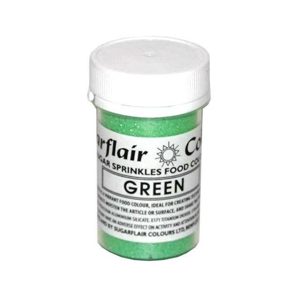 Sprinkles 20 g – Vert