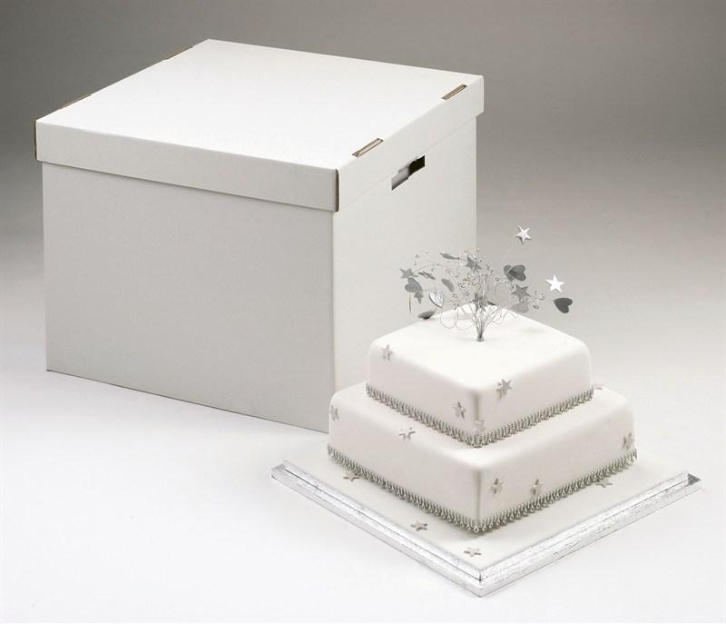 Boite à gâteau Solide XL 2 en 1 - 25 cm et 30 cm