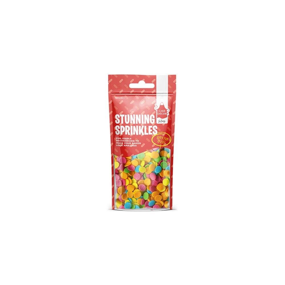 Confetti 50 g - Multicolores