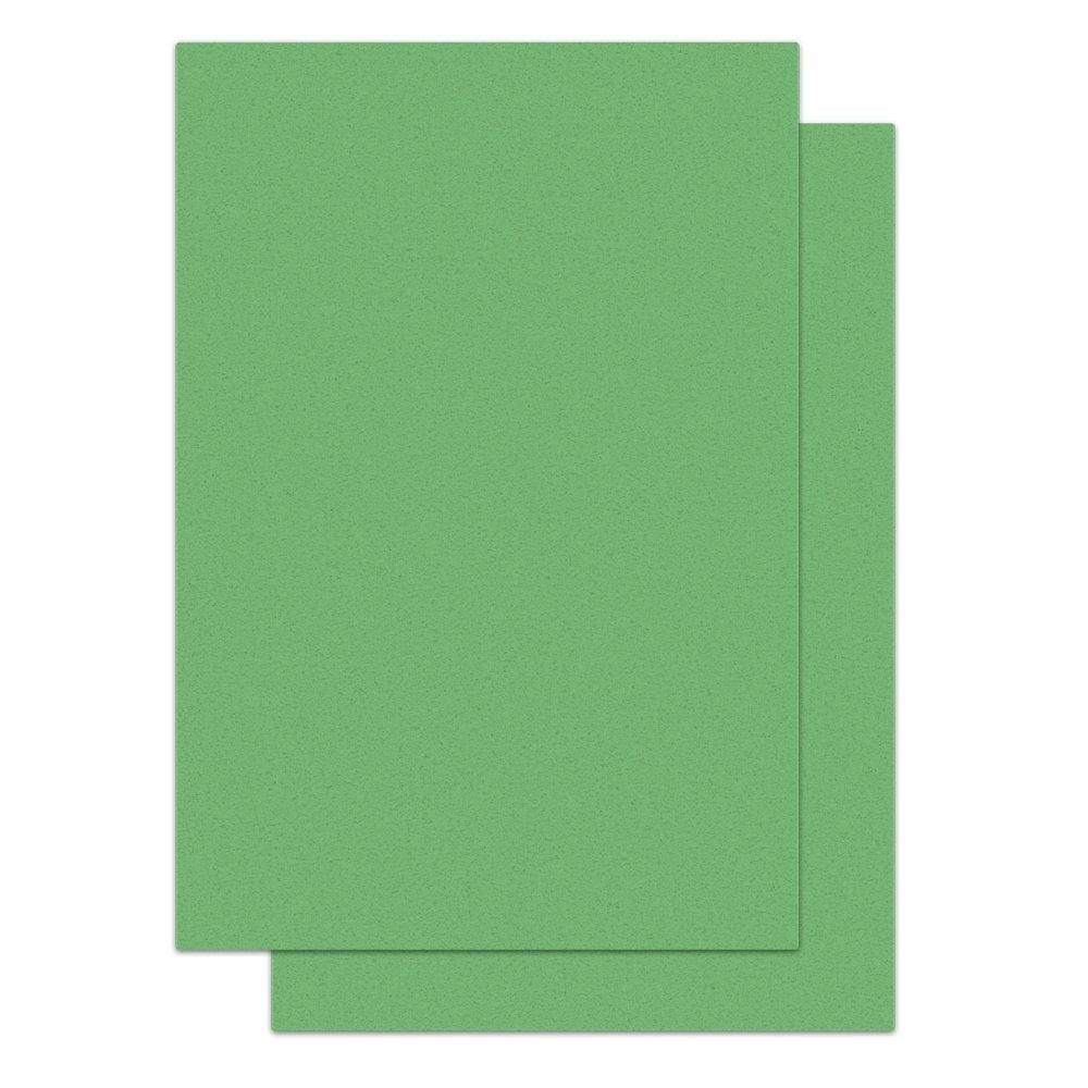 Feuilles azyme A4 - Vert - Lot de 12