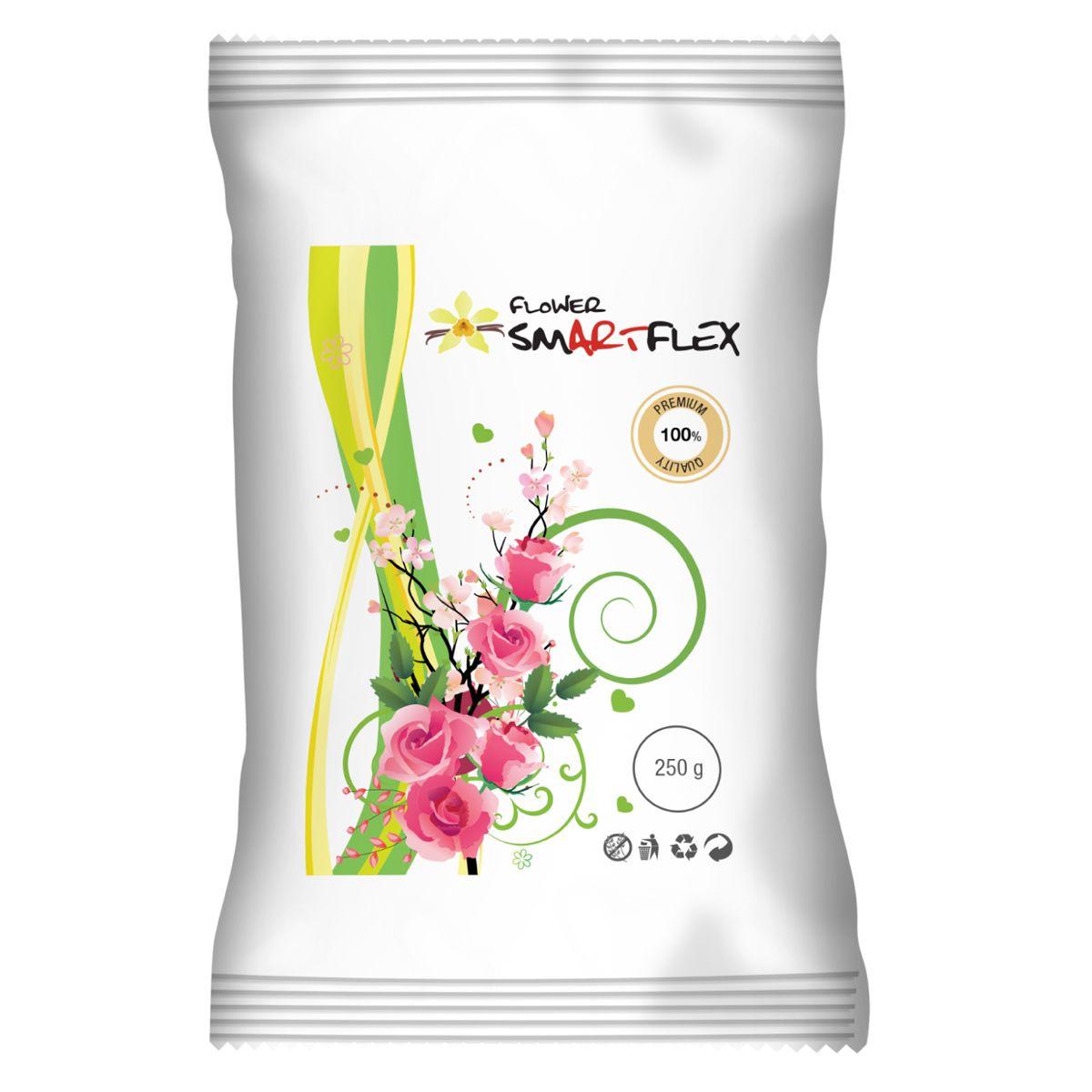 Pâte à Fleur SmartFlex 250 g - Blanc