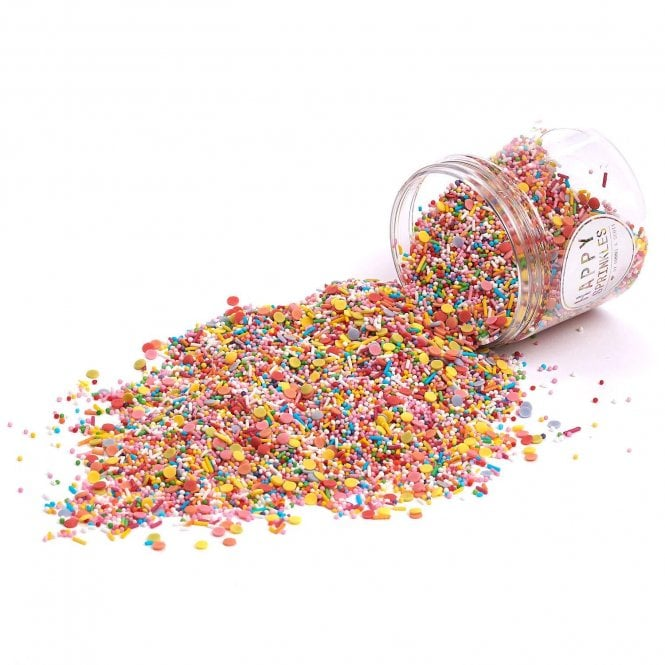 Mix de Sprinkles 90 g - Birthday Parade