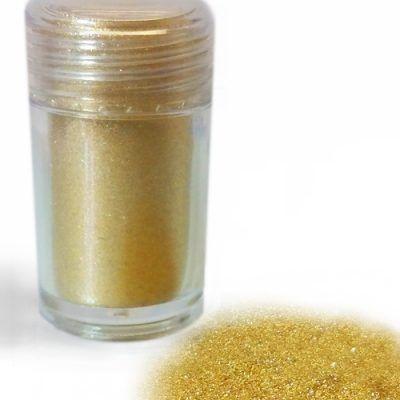 Colorant alimentaire en poudre 7 g - Or inca