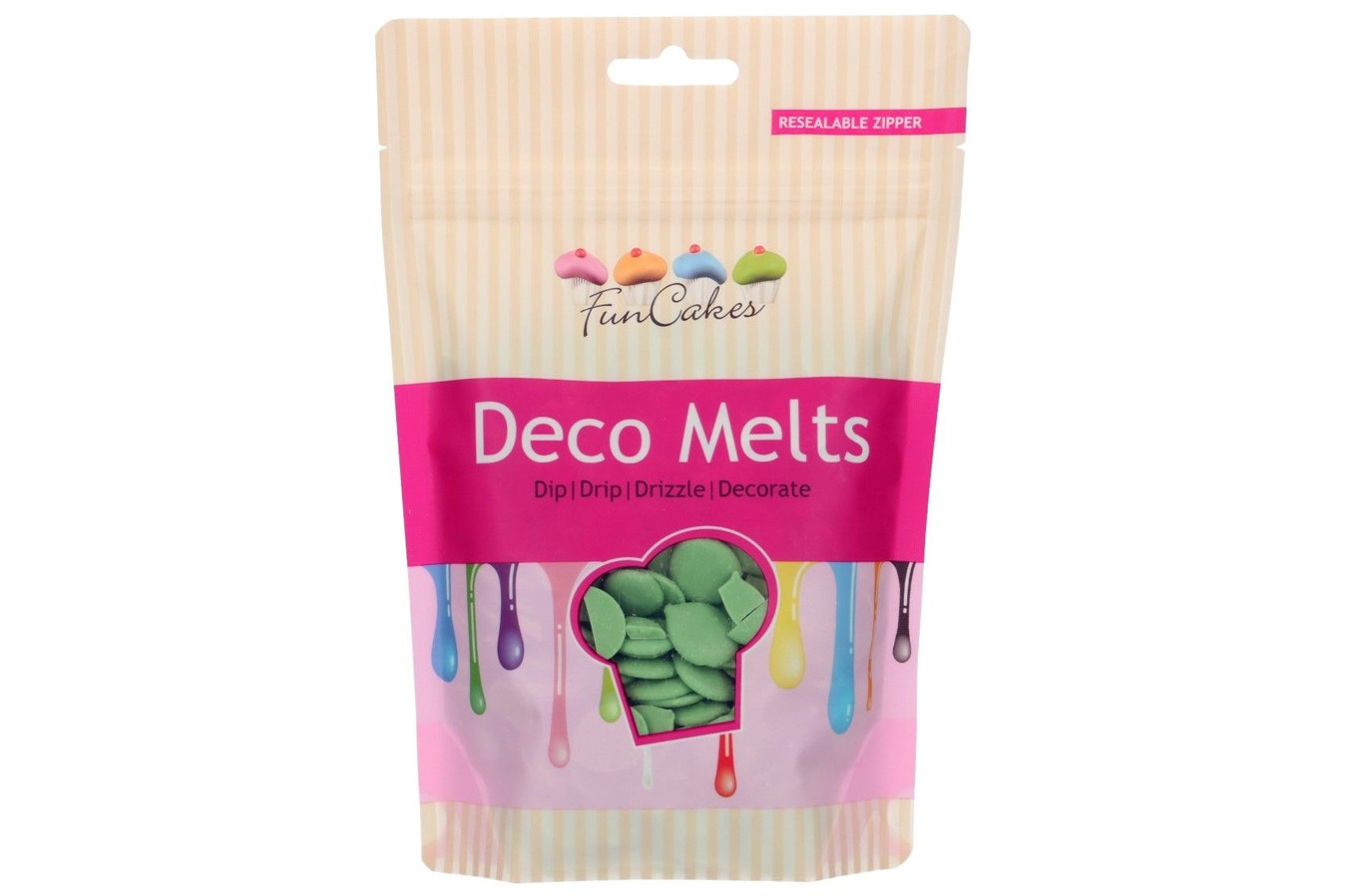 Deco Melts 250 g – Vert