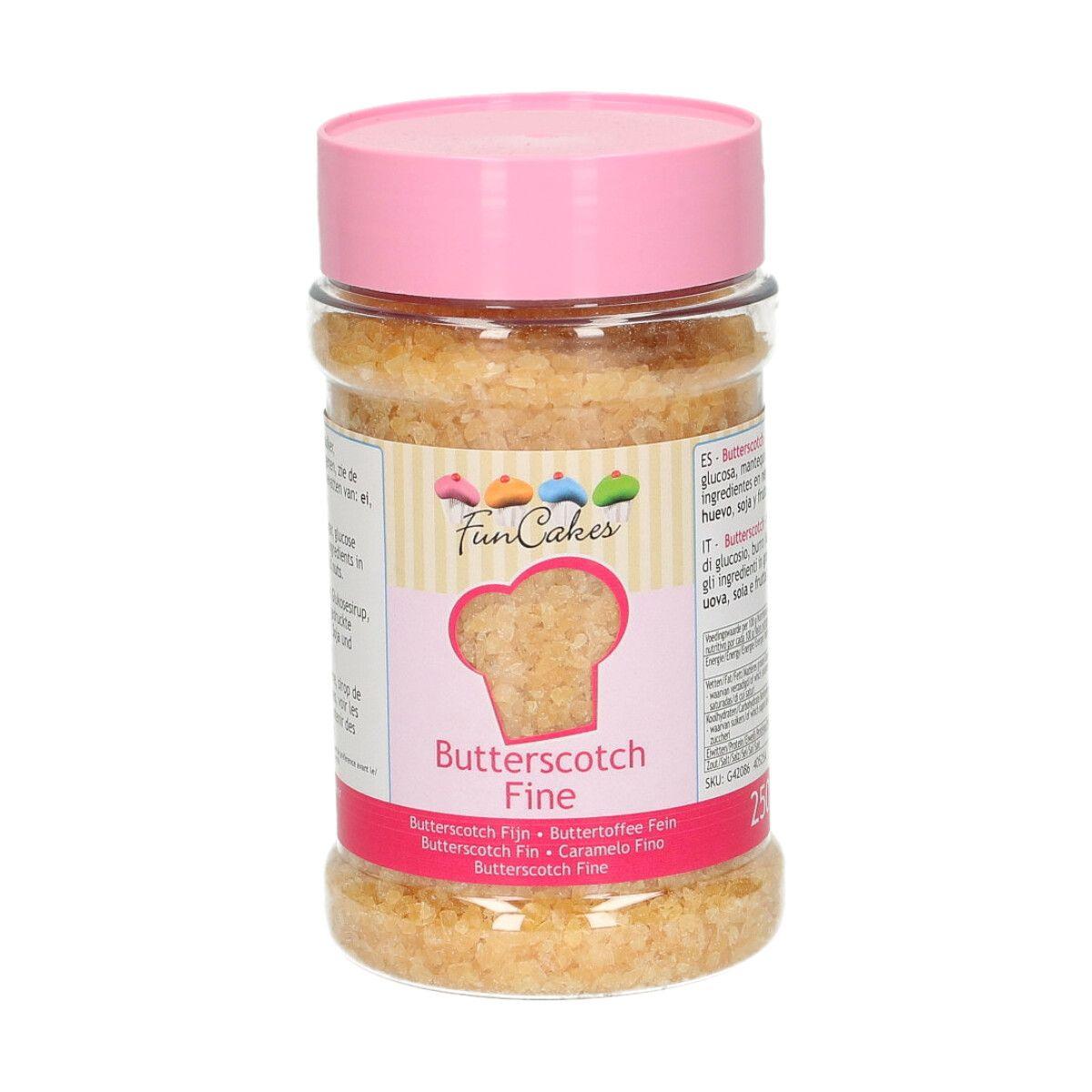 Caramel au beurre fine - 250 g