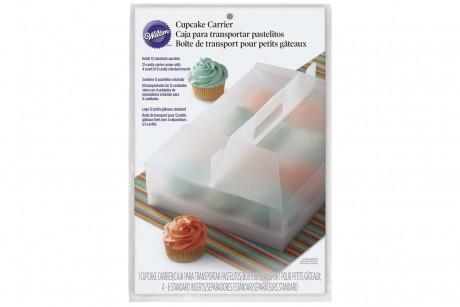 Boîte de Transport pour 24 cupcakes