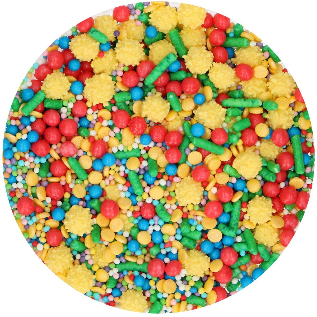 Mix de sprinkles 65 g - Cirque