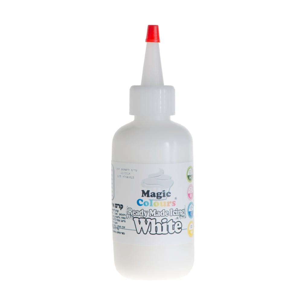 Glaçage  Blanc - 100 ml