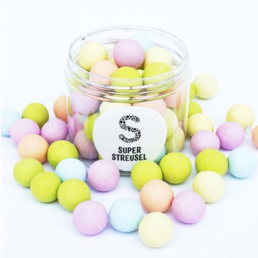 XL Crispy Balls Lecker - Colourful Mix - 130g