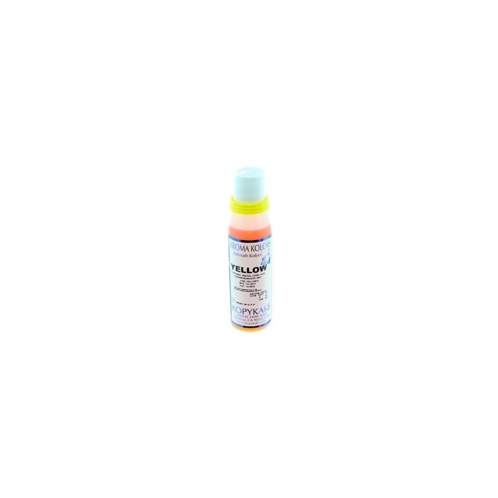 Colorant d\'Aérographe 115 ml - Jaune