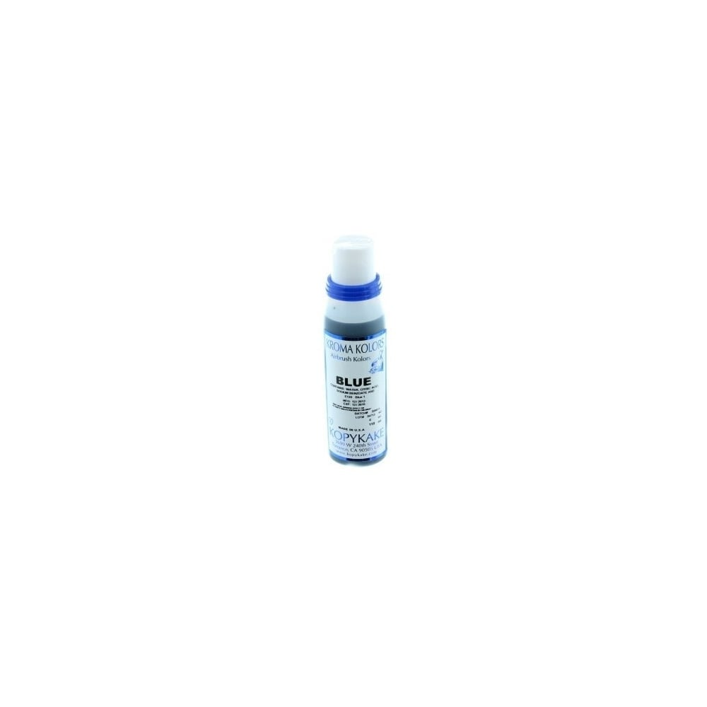 Colorant d\'Aérographe 118ml -Bleu