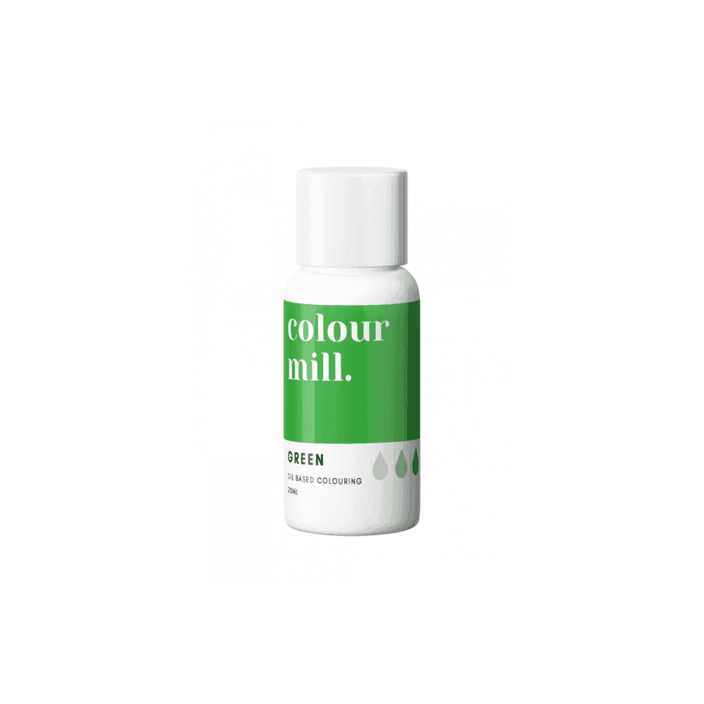 Colorant alimentaire Colour Mill 20 ml - Vert