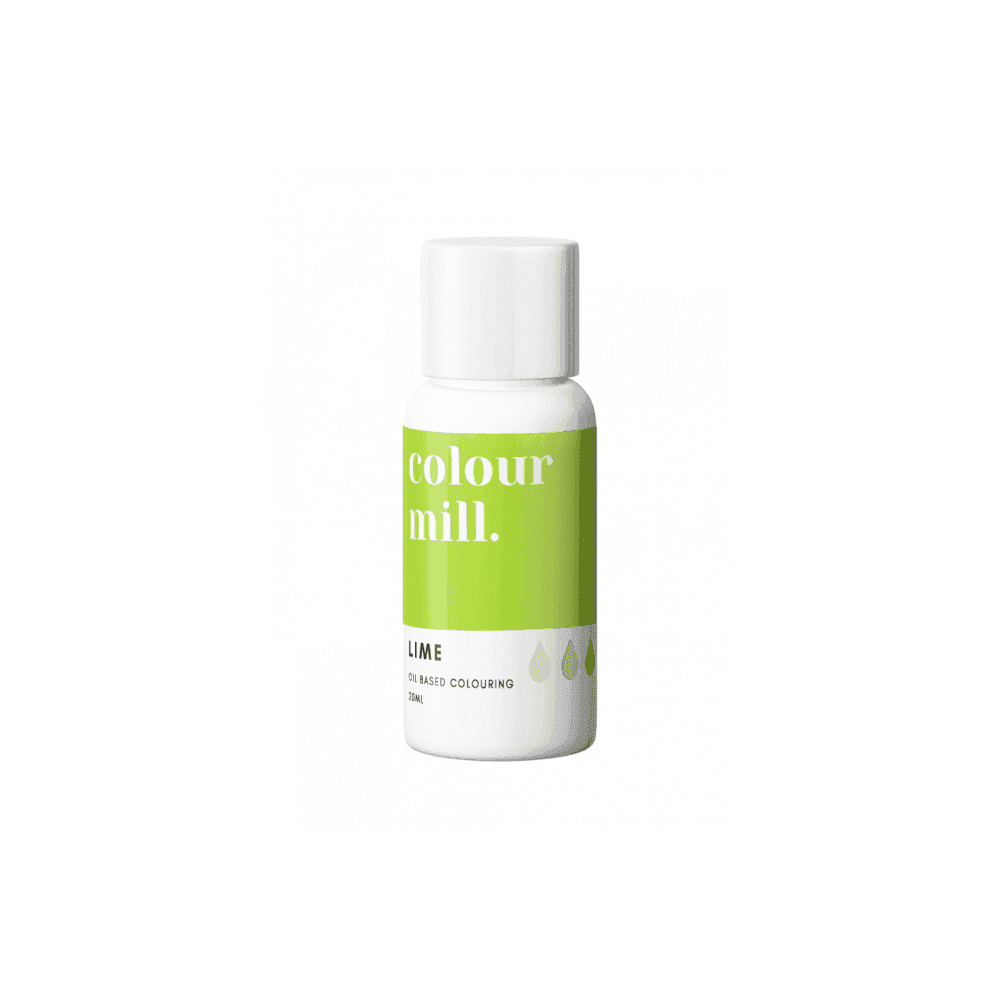 Colorant alimentaire Colour Mill 20 ml - Vert Lime