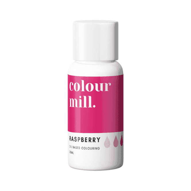 Colorant alimentaire Colour Mill 20 ml - Rose Raspberry