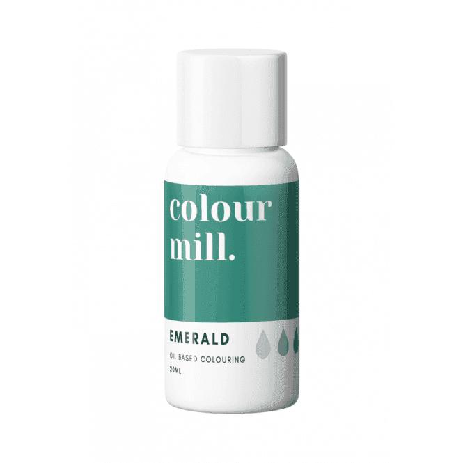 Colorant alimentaire Colour Mill 20 ml - Vert Emeraude