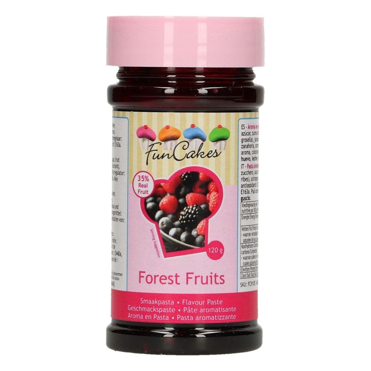 Arome en pate - Fruit rouge
