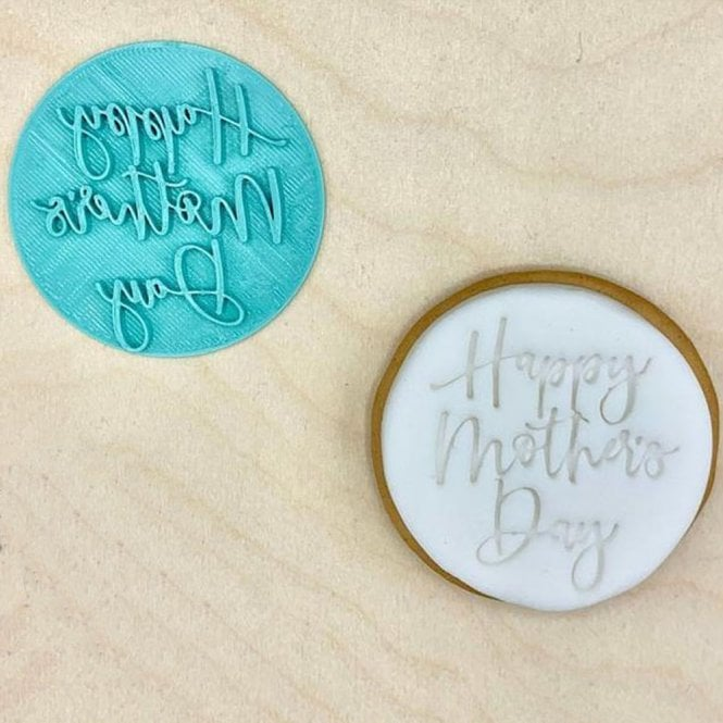 Embosser cookies et Cupcake  - Mother\'s day